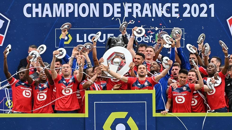 تخفيض عدد أندية الدوري الفرنسي