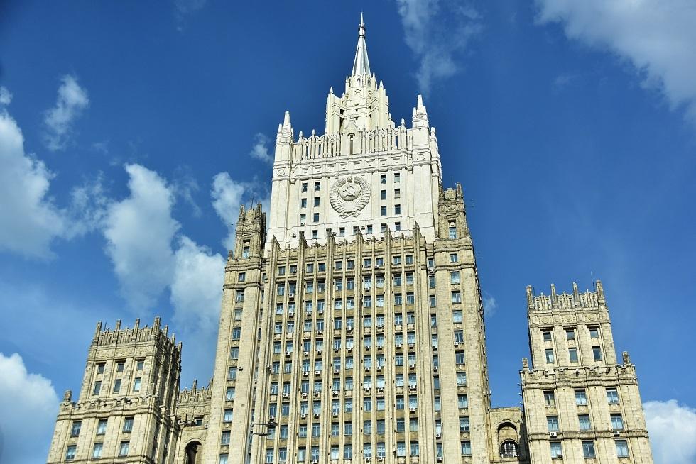 الخارجية الروسية تسلم طوكيو مذكرة احتجاج على سلوك سفينة صيد يابانية