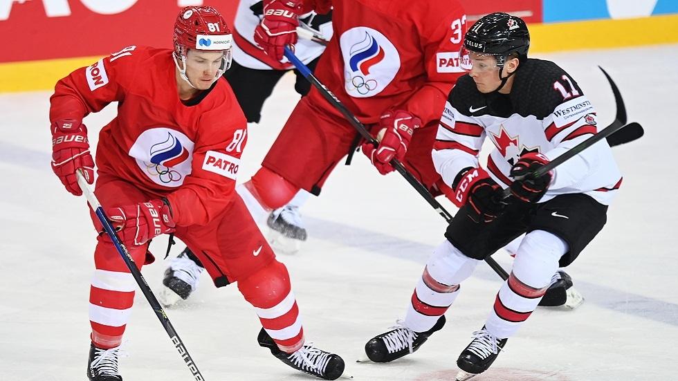 روسيا تودع بطولة العالم لهوكي الجليد من الدور ربع النهائي (فيديو)
