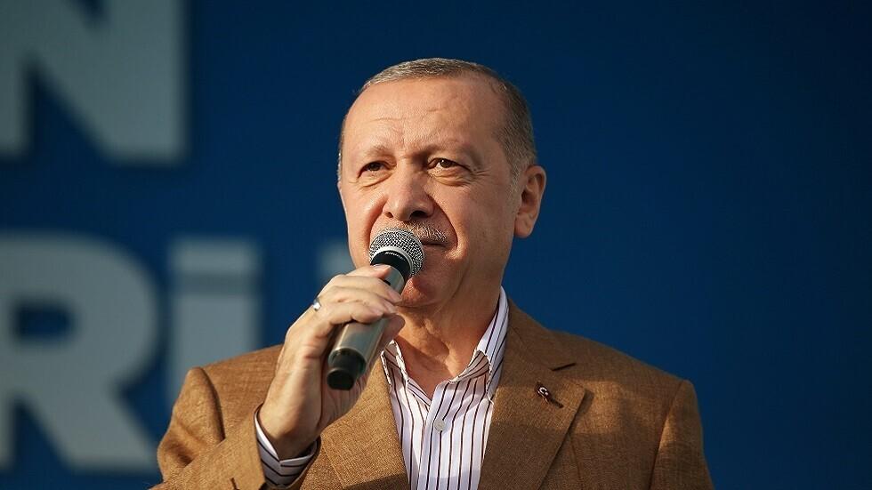 حزب أردوغان: نرغب في وضع أجندة إيجابية مع الولايات المتحدة