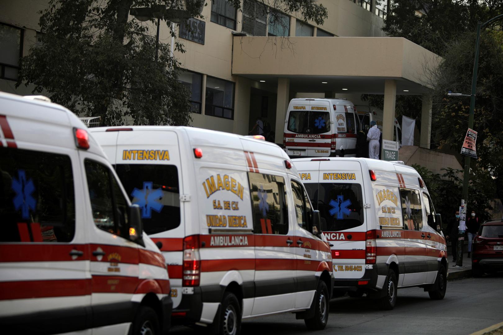 المكسيك.. إصابة شخص بالفطر الأسود بعد تعافيه من كوفيد 19