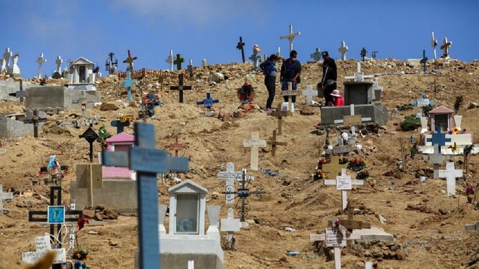 المكسيك تسجل 2894 إصابة جديدة بكورونا و216 وفاة