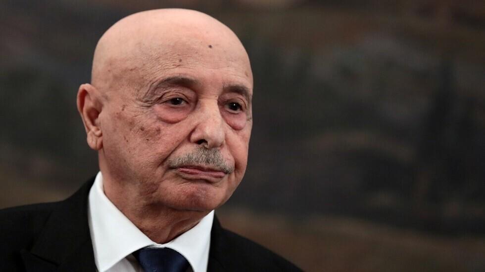 عقيلة صالح: ليبيا لا تريد قوى أجنبية على أراضيها ولا بد من خروج المرتزقة منها