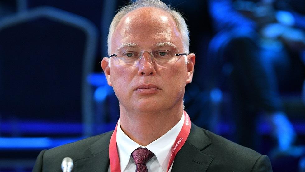 كيريل دميترييف، رئيس الصندوق الروسي للاستثمارات المباشرة