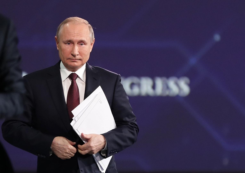 بوتين: اتهام روسيا بالوقوف وراء أي هجمات سيبرانية على مرافق أمريكية أمر سخيف