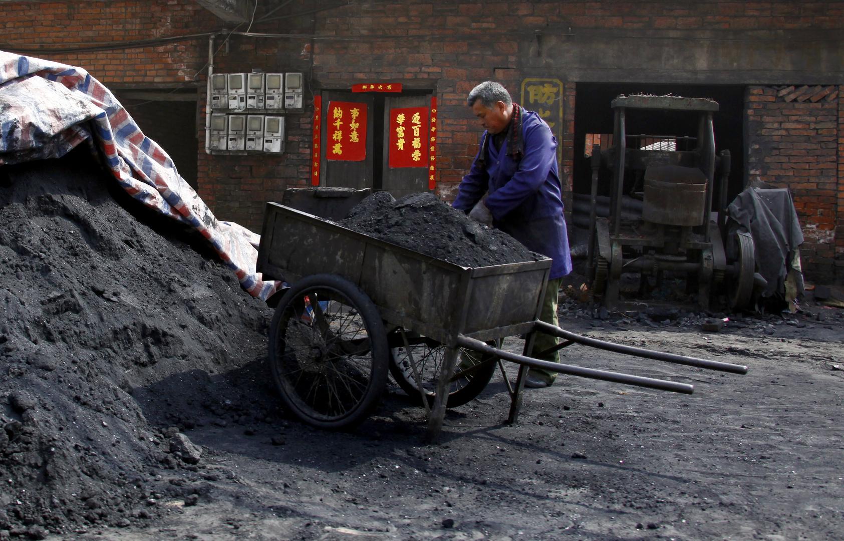 قتيل و7 مفقودين بانفجار في منجم فحم وسط الصين