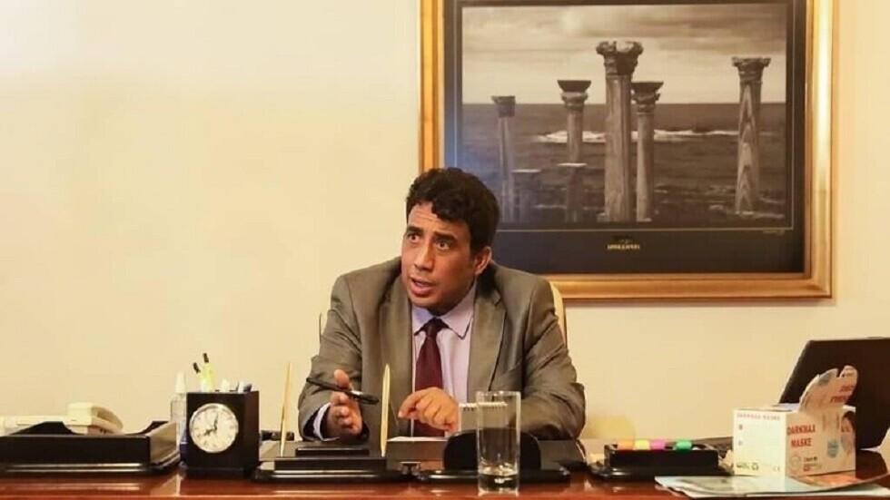 محمد المنفي رئيس المجلس الرئاسي الليبي