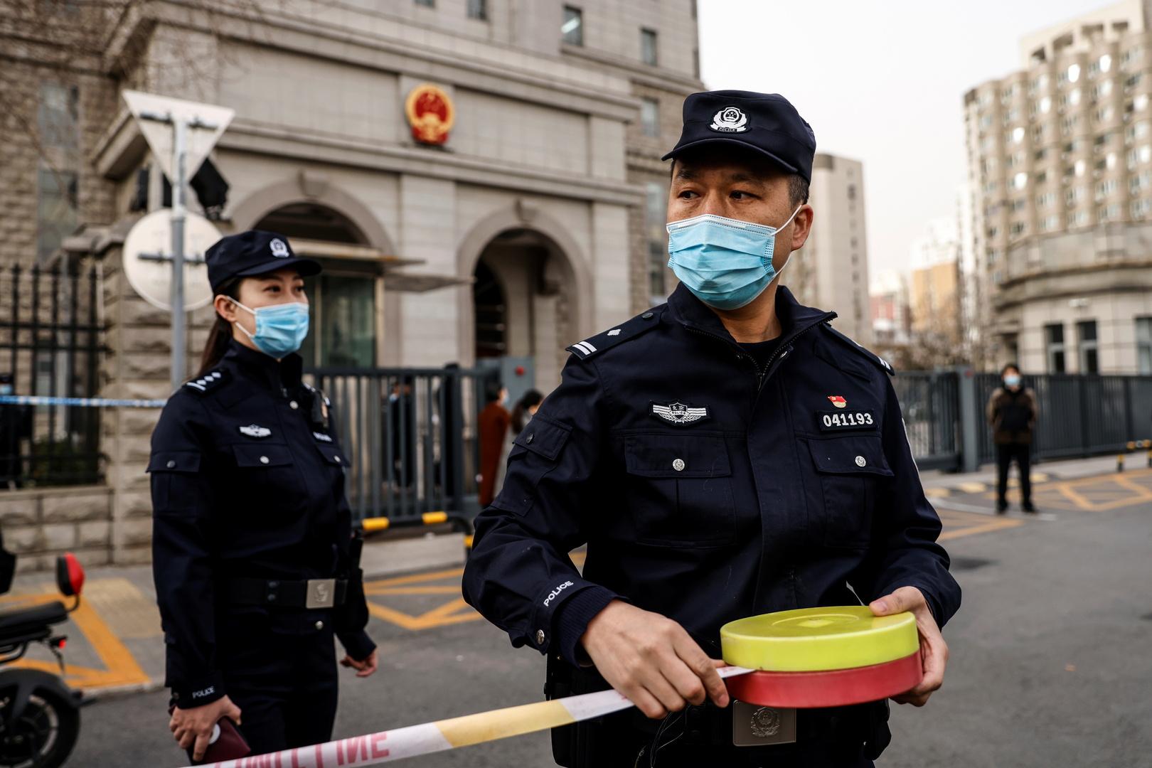 5 قتلى و15 مصابا جراء هجوم بسكين في الصين