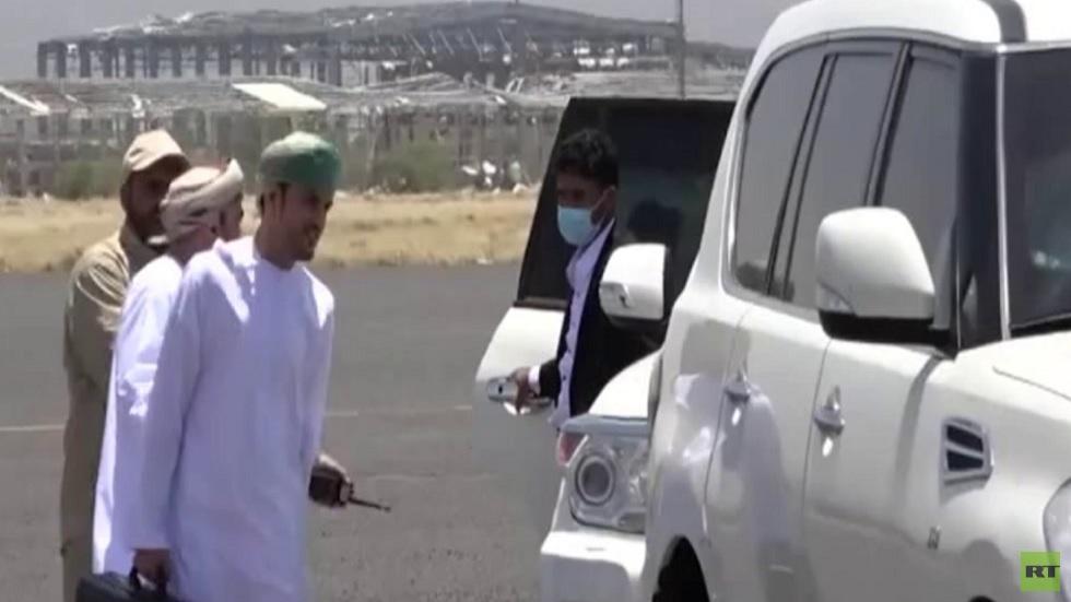 وفد عماني يجري مباحثات مع الحوثيين بصنعاء
