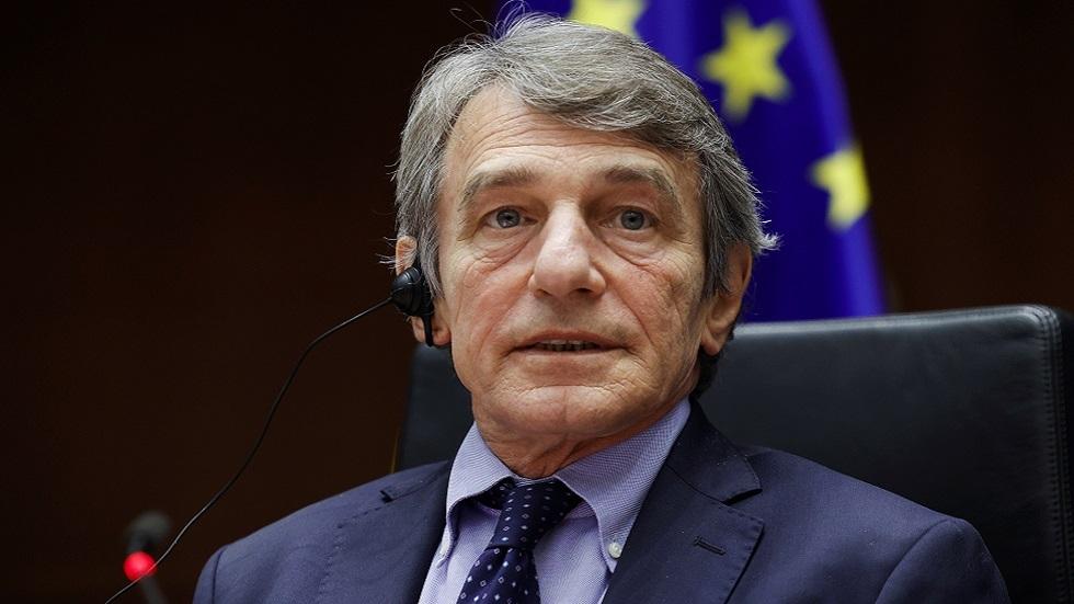 رئيس البرلمان الأوروبي يدعو لضم دول غرب البلقان إلى الاتحاد الأوروبي