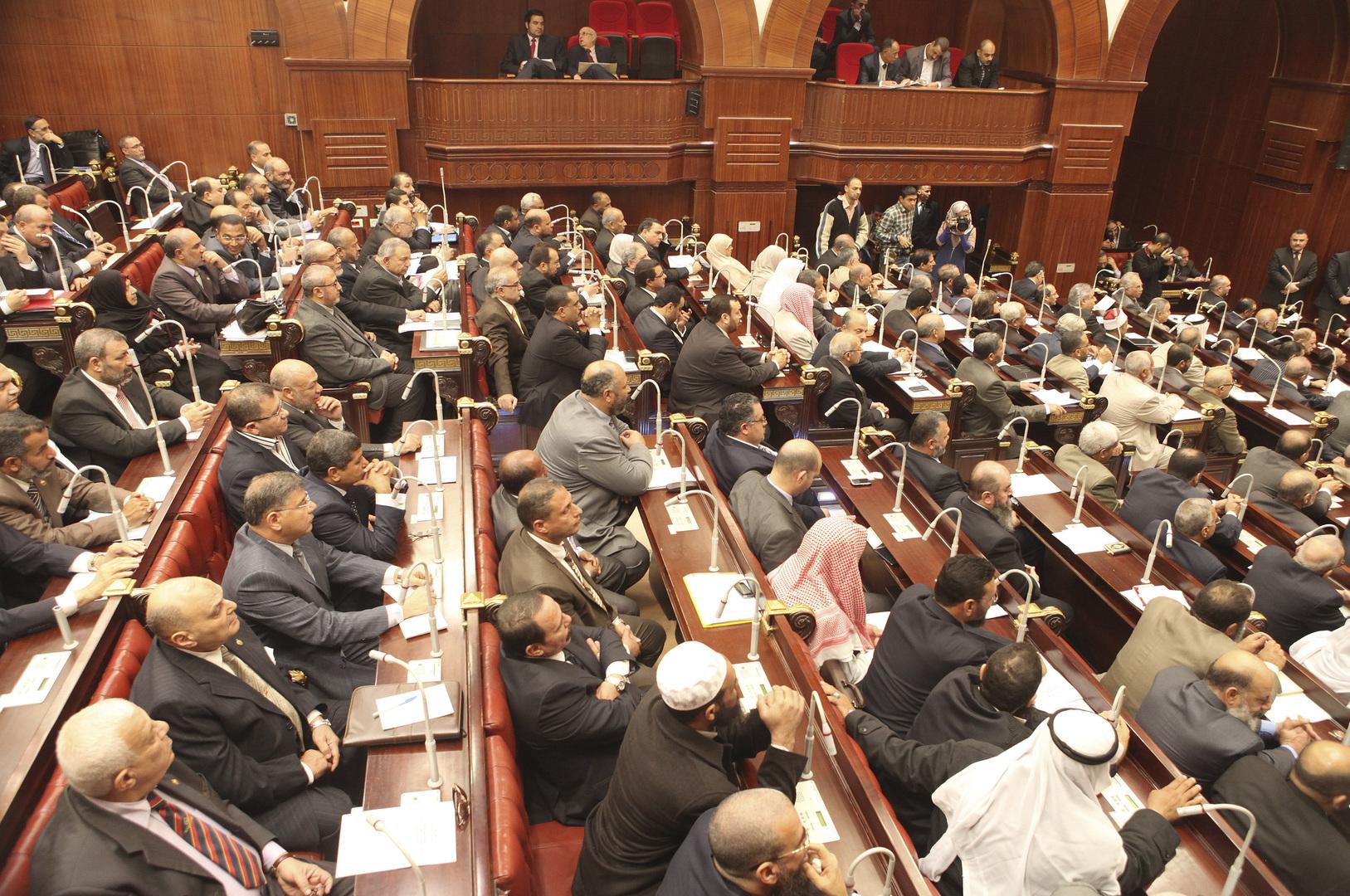 مصر.. تشريعية النواب توافق على فصل الموظفين المنتمين لـ