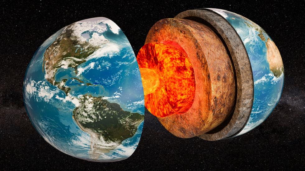 اكتشاف مثير حول اللب الداخلي المكوّن من الحديد الصلب لكوكبنا!