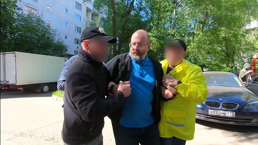 الأمن الروسي يعلن الكشف عن عميل أوكراني وينشر تفاصيل قصته
