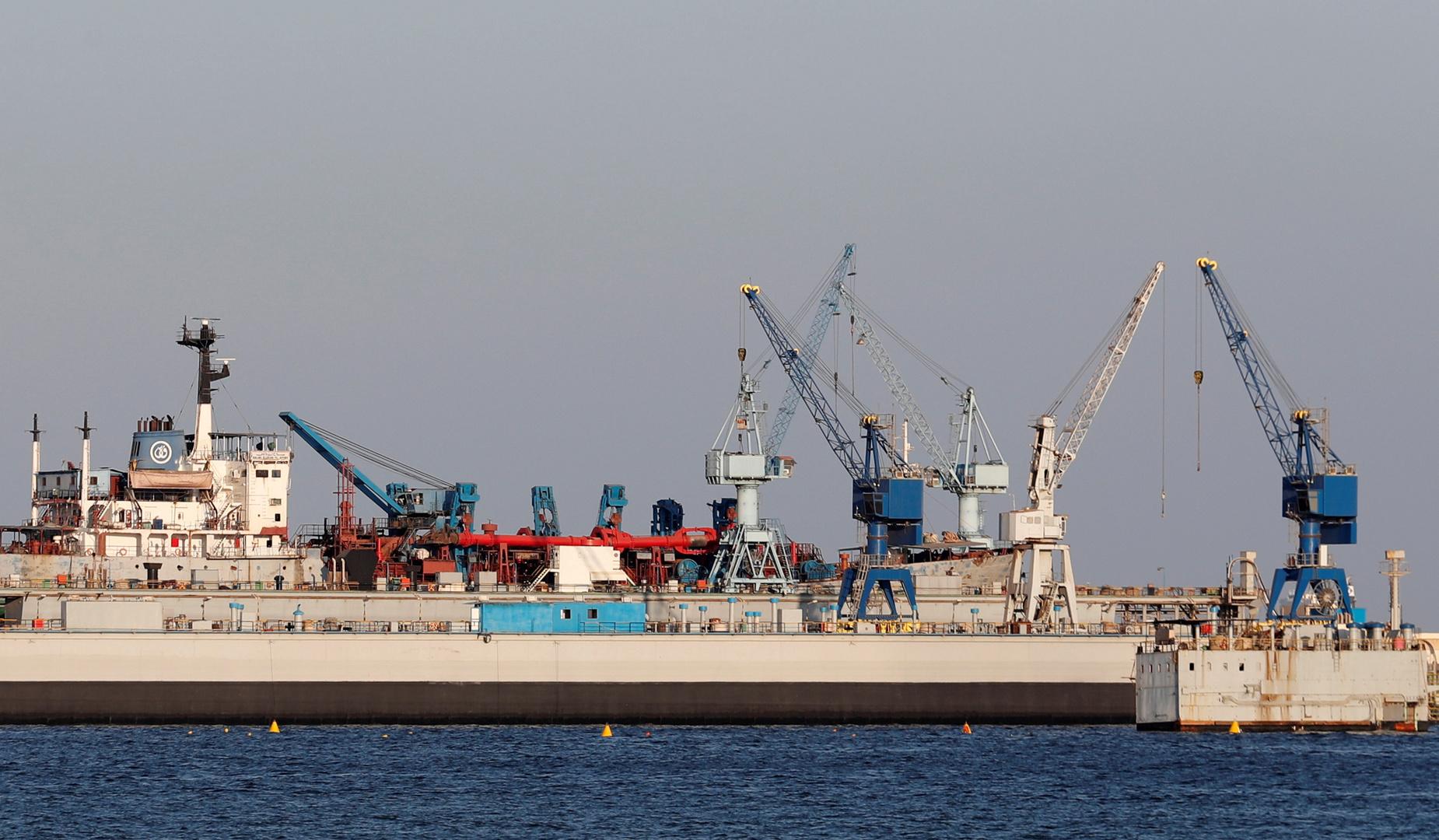المنطقة الاقتصادية في قناة السويس: المنطقة الصناعية الروسية متكاملة