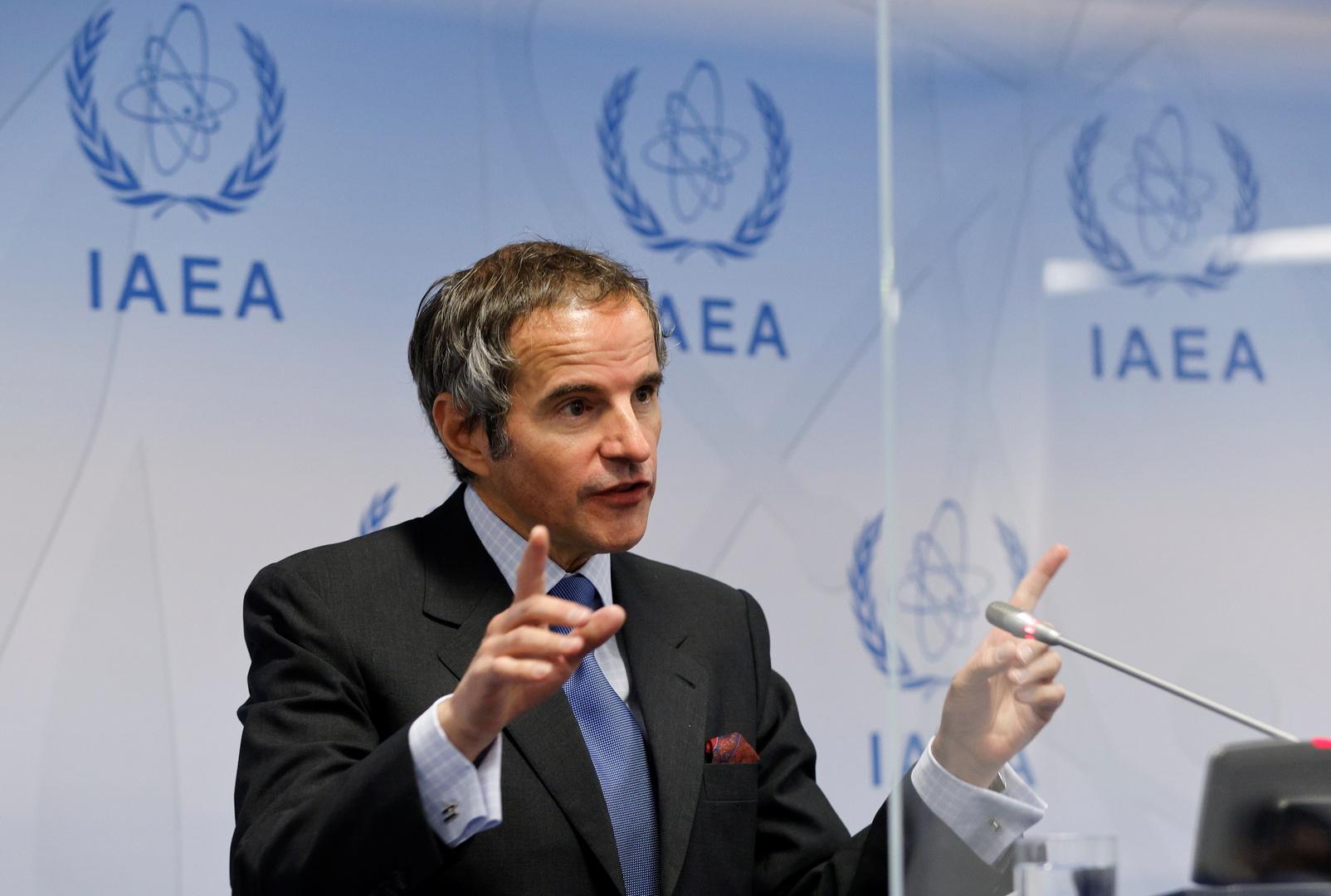 الوكالة الدولية للطاقة الذرية: التفاوض على تمديد اتفاق المراقبة مع إيران يزداد صعوبة