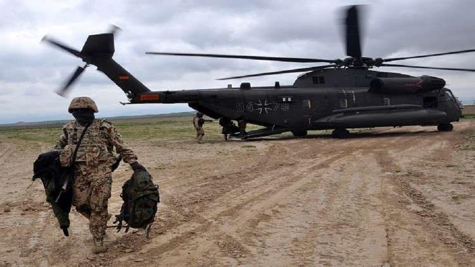 الجيش الألماني يشحن الجعة الفائضة من أفغانستان