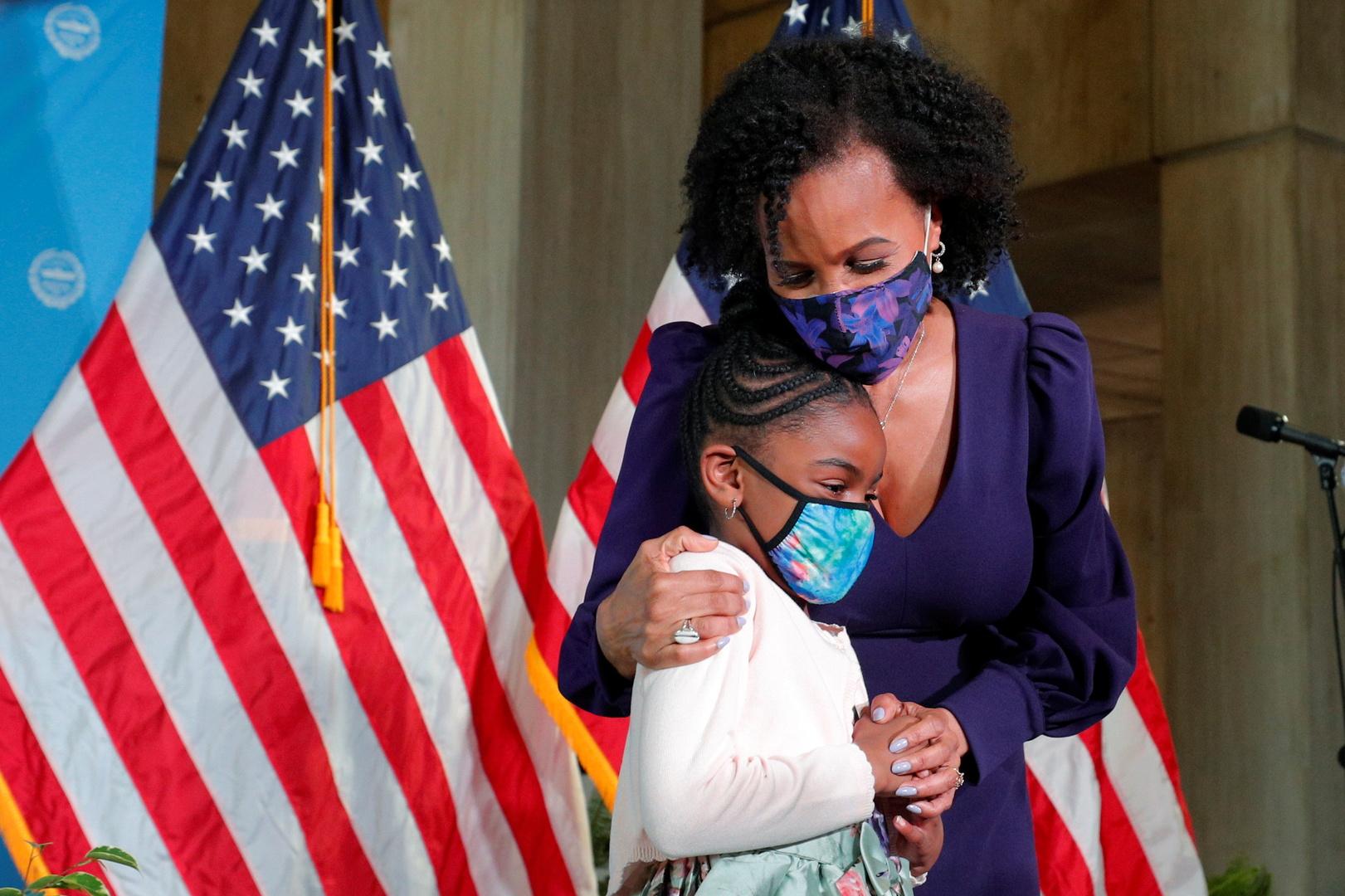 لأول مرة منذ 199 عاما.. إمرأة أمريكية من أصول إفريقية حاكمة عمدة بوسطن