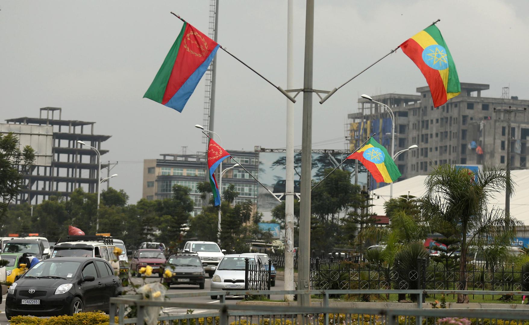 إريتريا تتهم واشنطن بإشعال الحرب في إقليم تيغراي