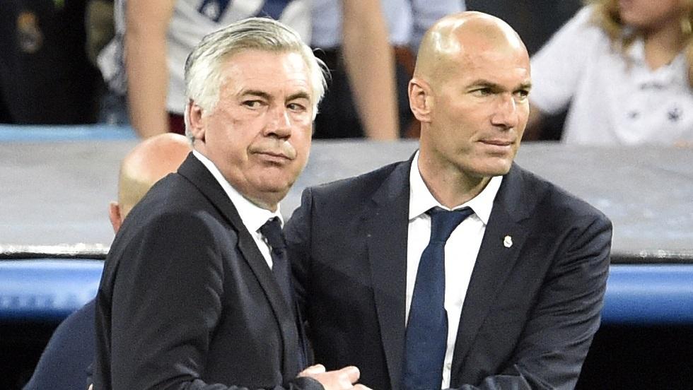 مدرب ريال مدريد الجديد يحدد مصير 3 من نجومه