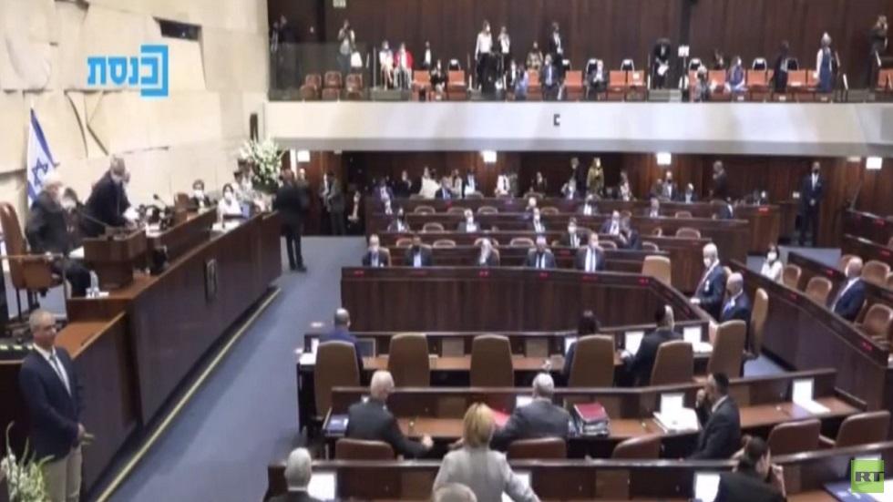 الكنيست يحدد موعد التصويت على الحكومة