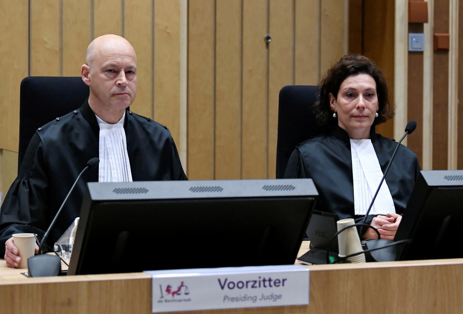 القاضية هيلين كيرستنس-فوكنس