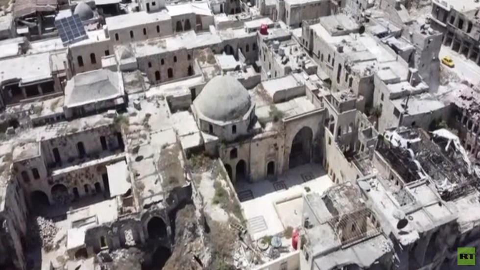 كنيسة هيلانة السورية.. طريق نحو الترميم