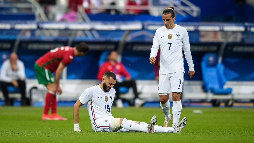 بنزيما يتلقى إصابة قد تقضي على حلمه الأوروبي! (فيديو)