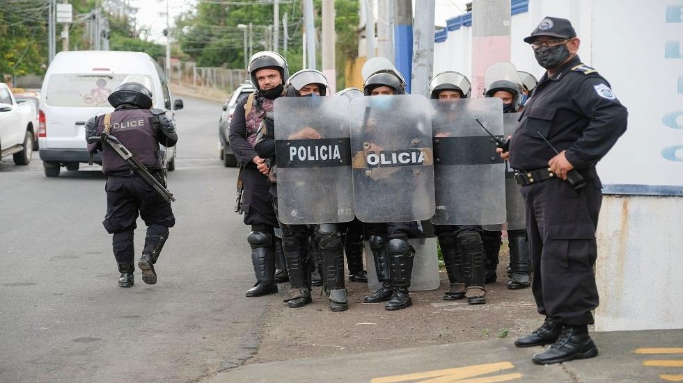 خلال أقل من أسبوع.. اعتقال ثالث مرشح للانتخابات الرئاسية في نيكاراغوا
