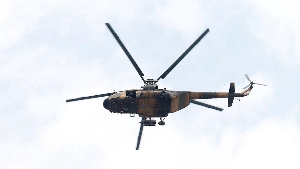 3 قتلى بتحطم مروحية للجيش الأفغاني