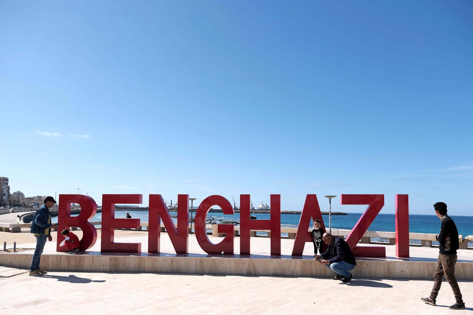 عمان: نتابع مزاعم اغتصاب أردنية في بنغازي الليبية