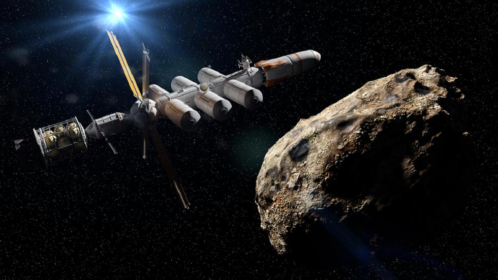 باحثون يجدون ما يمكن أن يحتوي على بقايا النظام الشمسي المبكر على كويكب