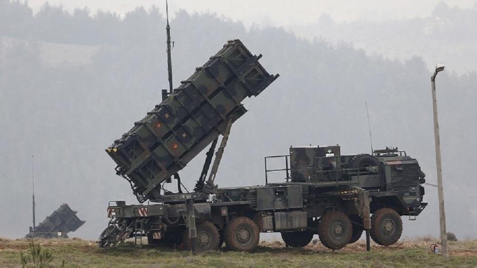 منظومة صواريخ تابعة لحلف شمال الأطلسي - أرشيف