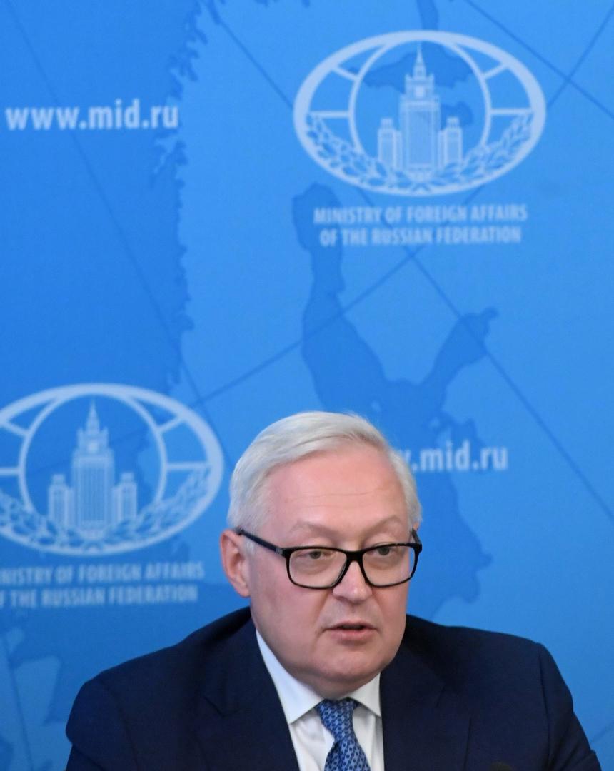 ريابكوف يكشف تفاصيل الاتفاقات الجديدة حول الصفقة النووية الإيرانية