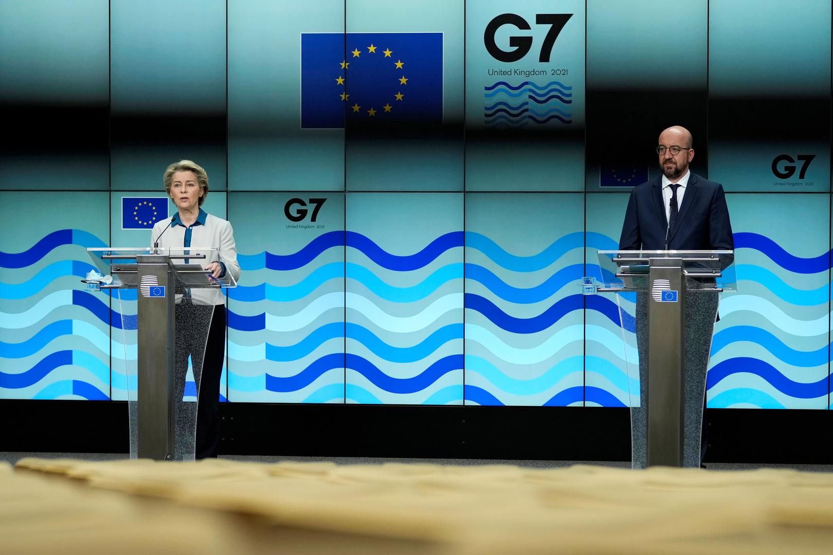 الاتحاد الأوروبي يدعم إجراء تحقيق جديد في منشأ كورونا ويطلب من الصين تسهيل