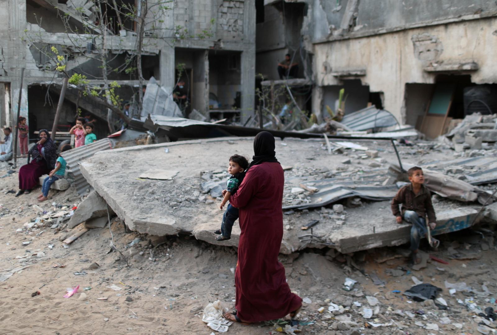 مقتل طفل فلسطيني في انفجار مخلفات إسرائيلية من التصعيد الأخير مع قطاع غزة