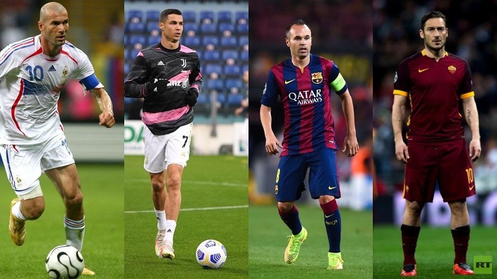 استفتاء يكشف هوية أفضل لاعب أوروبي في القرن الـ21