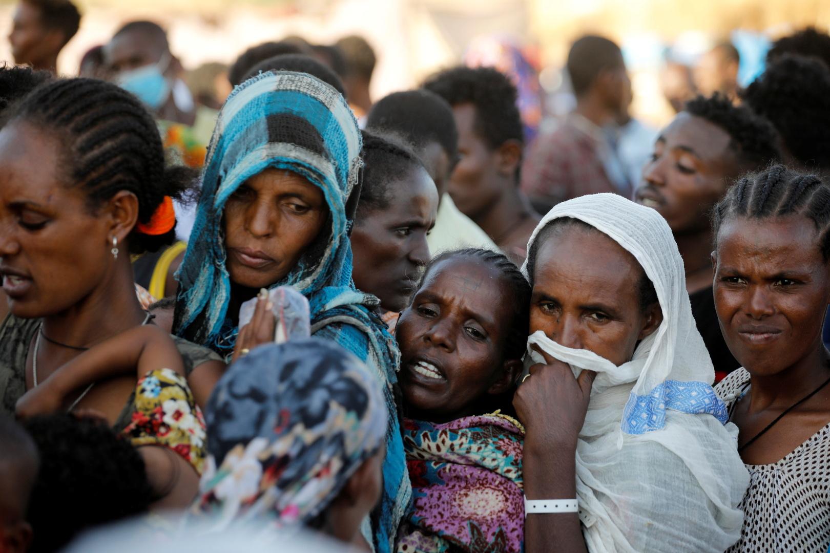 الأمم المتحدة تحذر من المجاعة المتفاقمة في تيغراي الإثيوبية وواشنطن تدعو مجلس الأمن للانعقاد