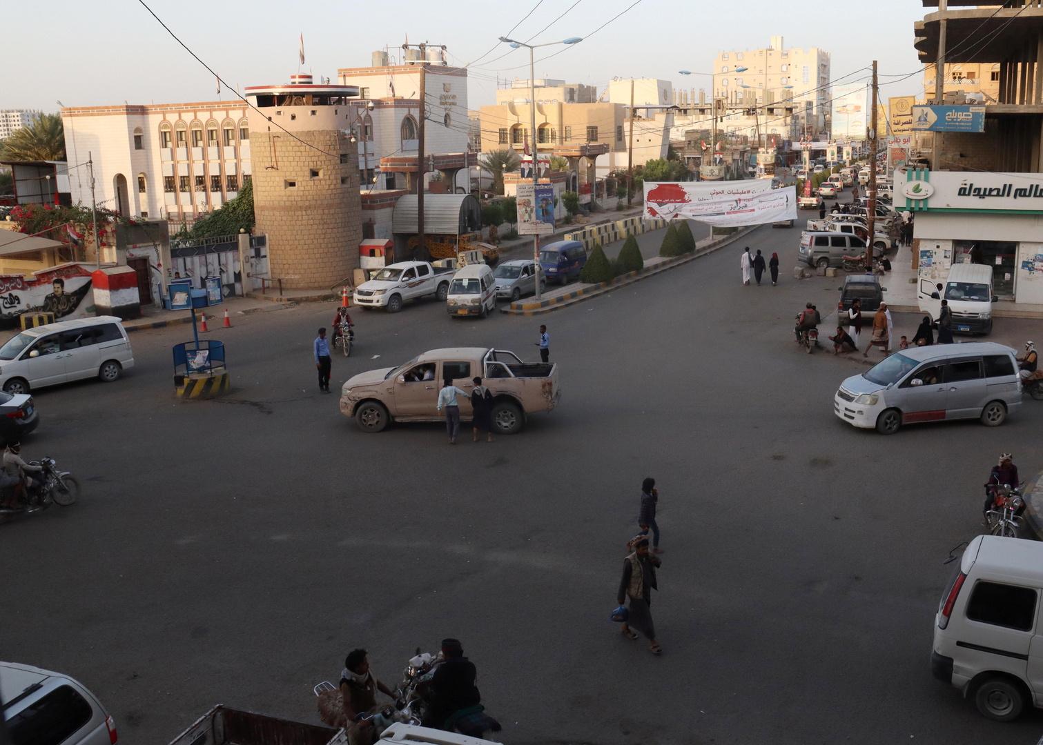 انفجار كبير يهز مدينة مأرب اليمنية وسط أنباء عن قصف من الحوثيين