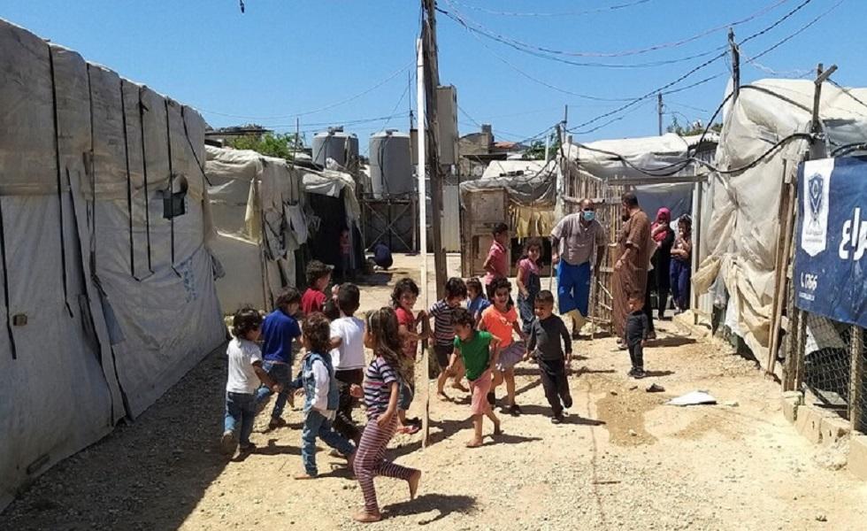 بغداد محذرة من ترك العراقيين في مخيم
