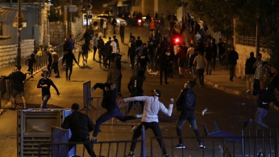 الأردن يدين الاعتداءات الإسرائيلية على المقدسيين في باب العامود