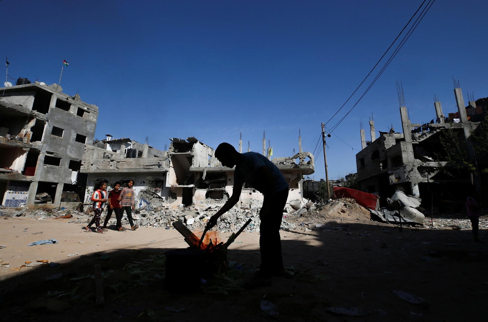 إسرائيل تطلب من مصر منع دخول الإسمنت ومواد البناء إلى غزة