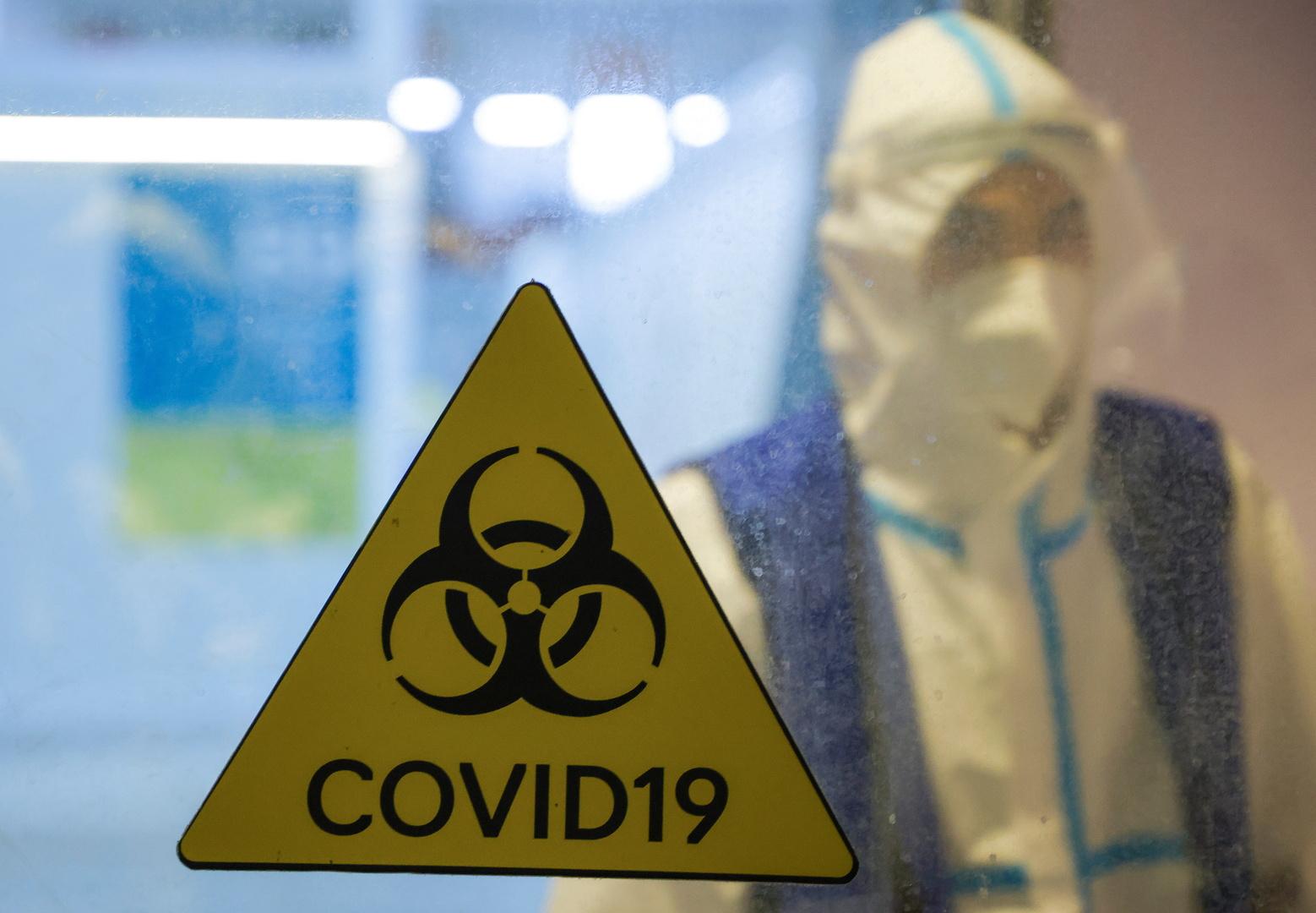 روسيا.. 12505 إصابات بفيروس كورونا و396 حالة وفاة خلال اليوم الماضي