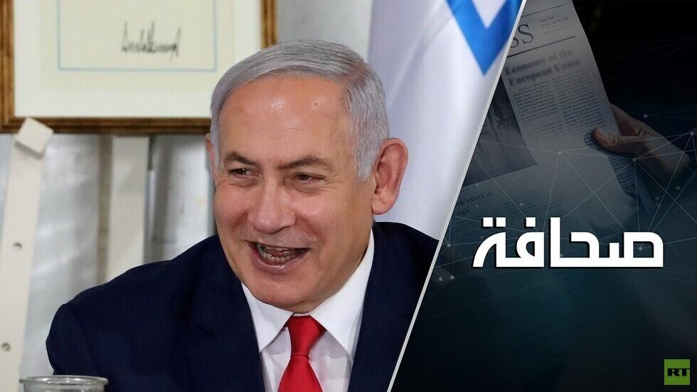 إسرائيل قلقة قبيل القسم