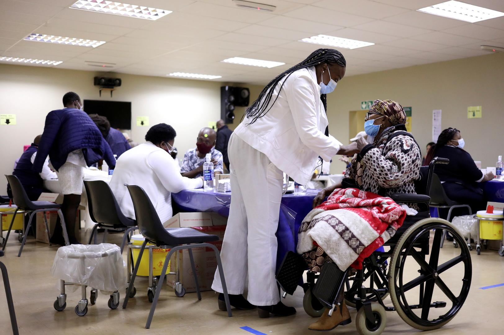 جنوب إفريقيا تعلن دخولها الموجة الثالثة من وباء كورونا
