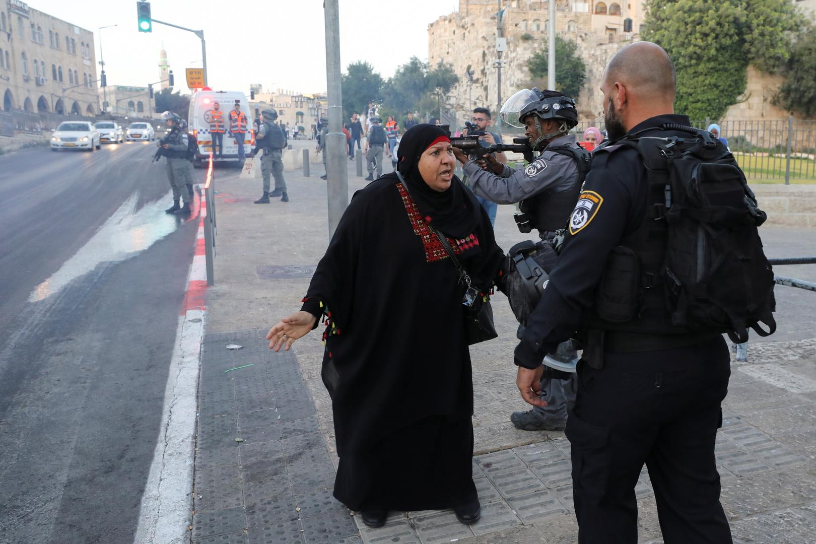 الشرطة الإسرائيلية توافق على تنظيم