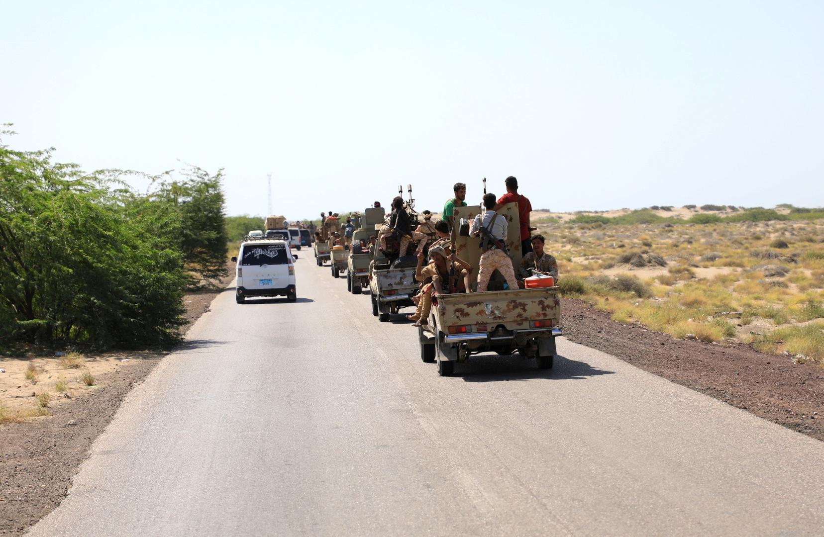 مقتل 5 عناصر في قوات المجلس الانتقالي الجنوبي اليمني بانفجار في أبين