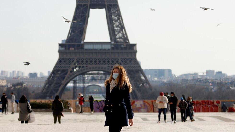 فرنسا تسجل تراجعا ملموسا في الإصابات الجديدة بكورونا
