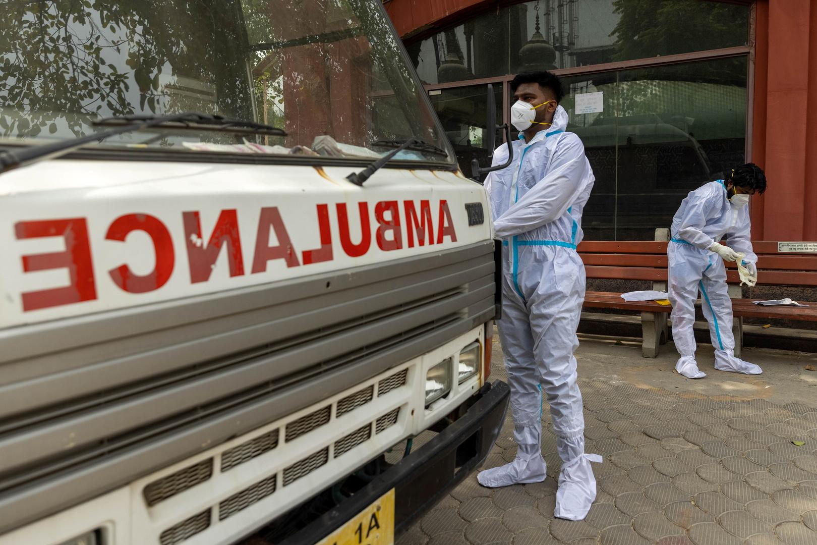الهند.. إصابات كورونا في أدنى حصيلة لها منذ أكثر من شهرين