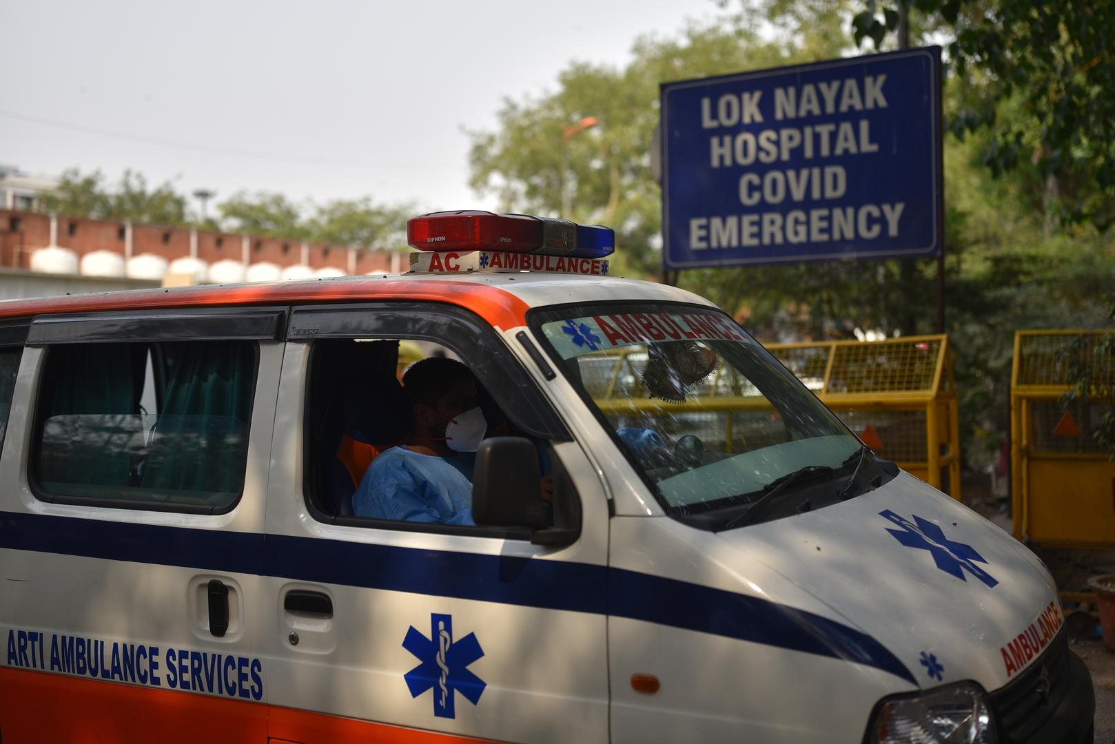 مقتل 5 أشخاص جراء هجوم إرهابي في الهند
