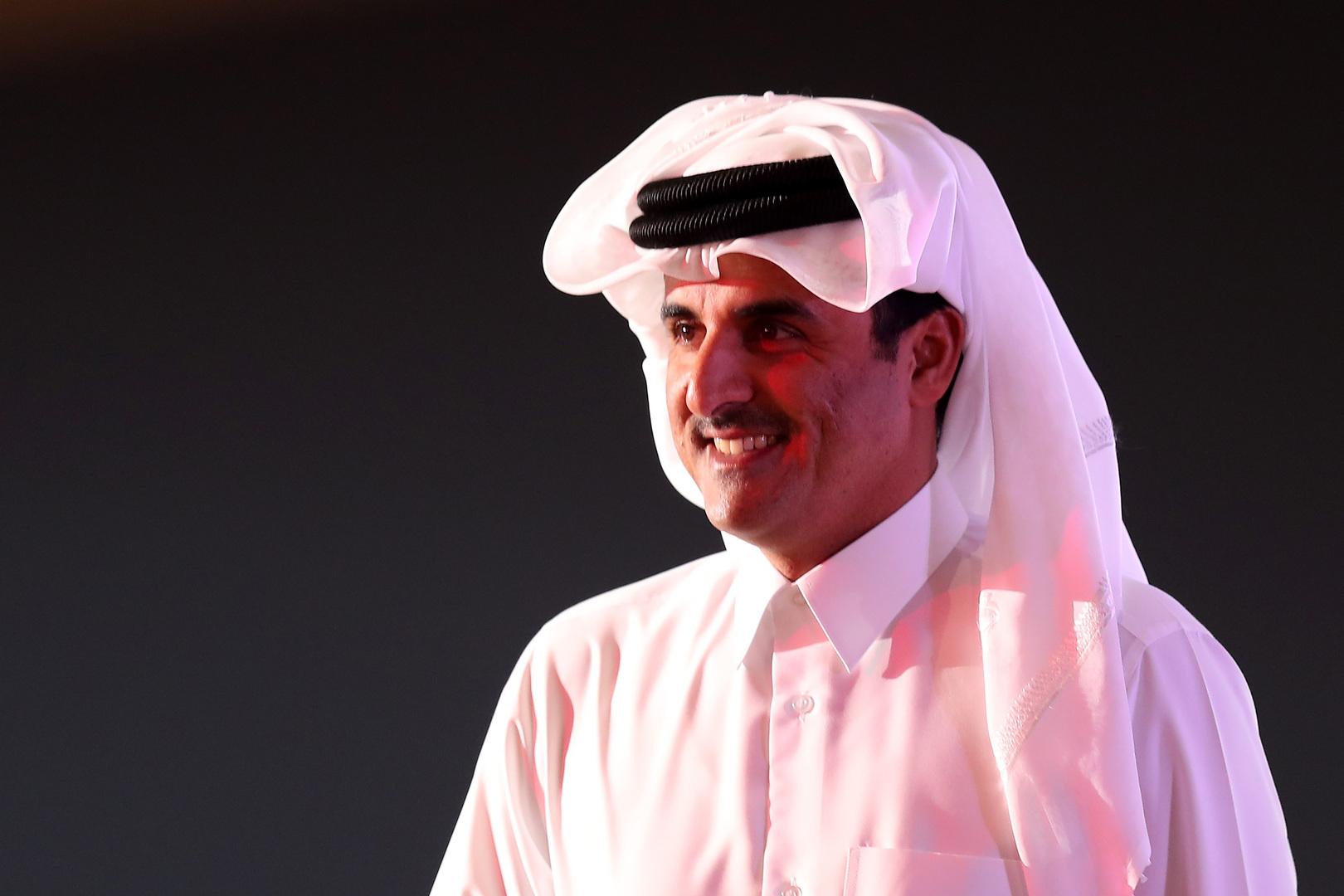 تميم بن حمد آل ثاني أمير قطر